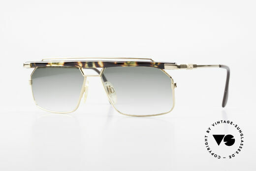 Cazal 752 Extraordinary Sunglasses 90's Details