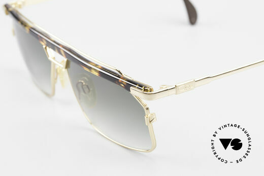 Cazal 752 Extraordinary Sunglasses 90's