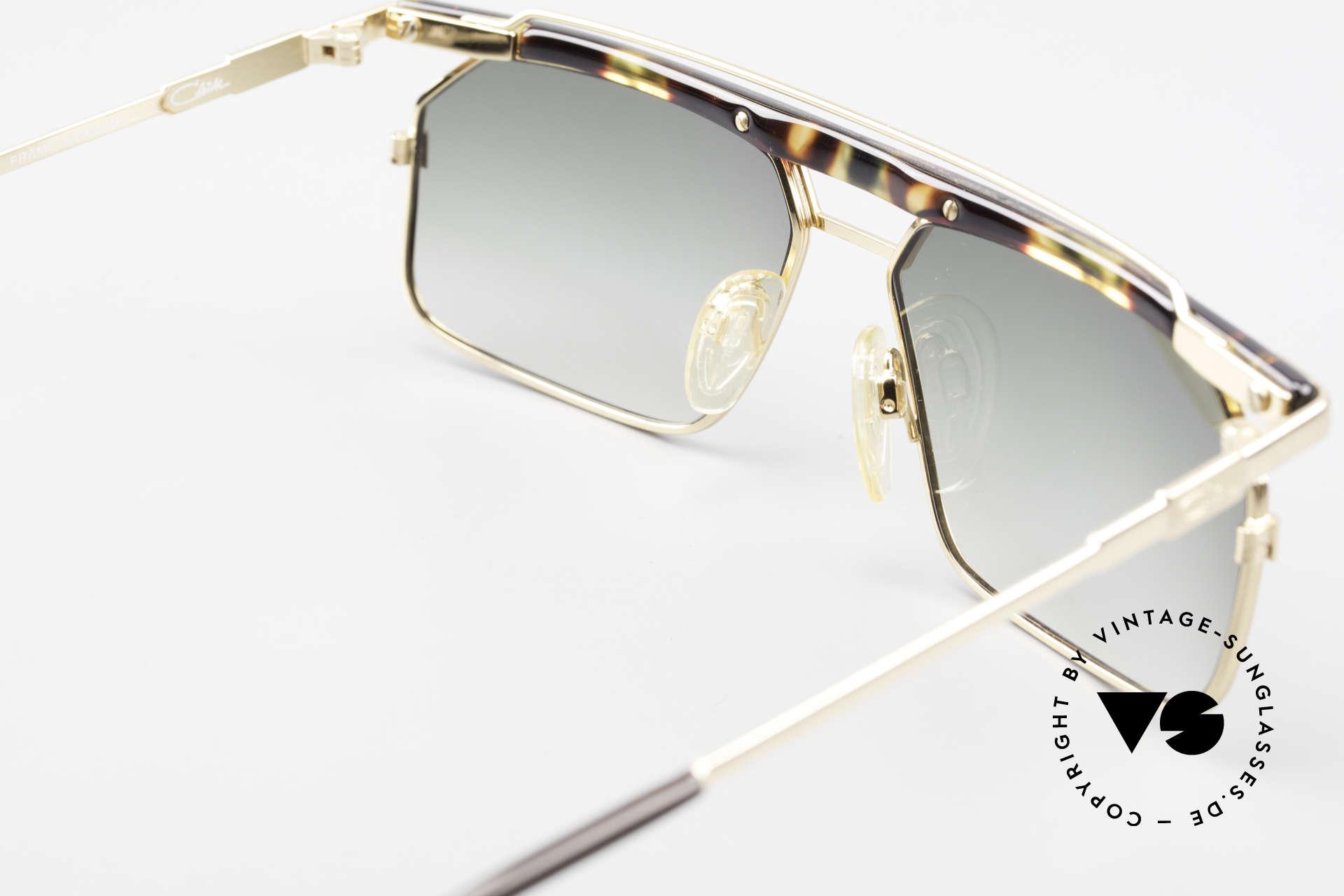 Cazal 752 Extraordinary Sunglasses 90's, never used (like all our vintage CAZAL eyewear), Made for Men