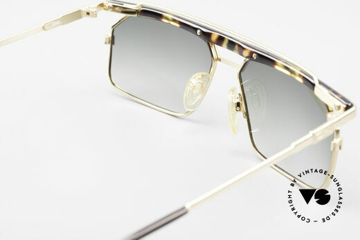 Cazal 752 Extraordinary Sunglasses 90's, never used (like all our vintage CAZAL eyewear), Made for Men