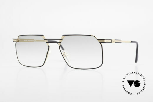 Cazal 760 Striking Vintage Men's Frame Details