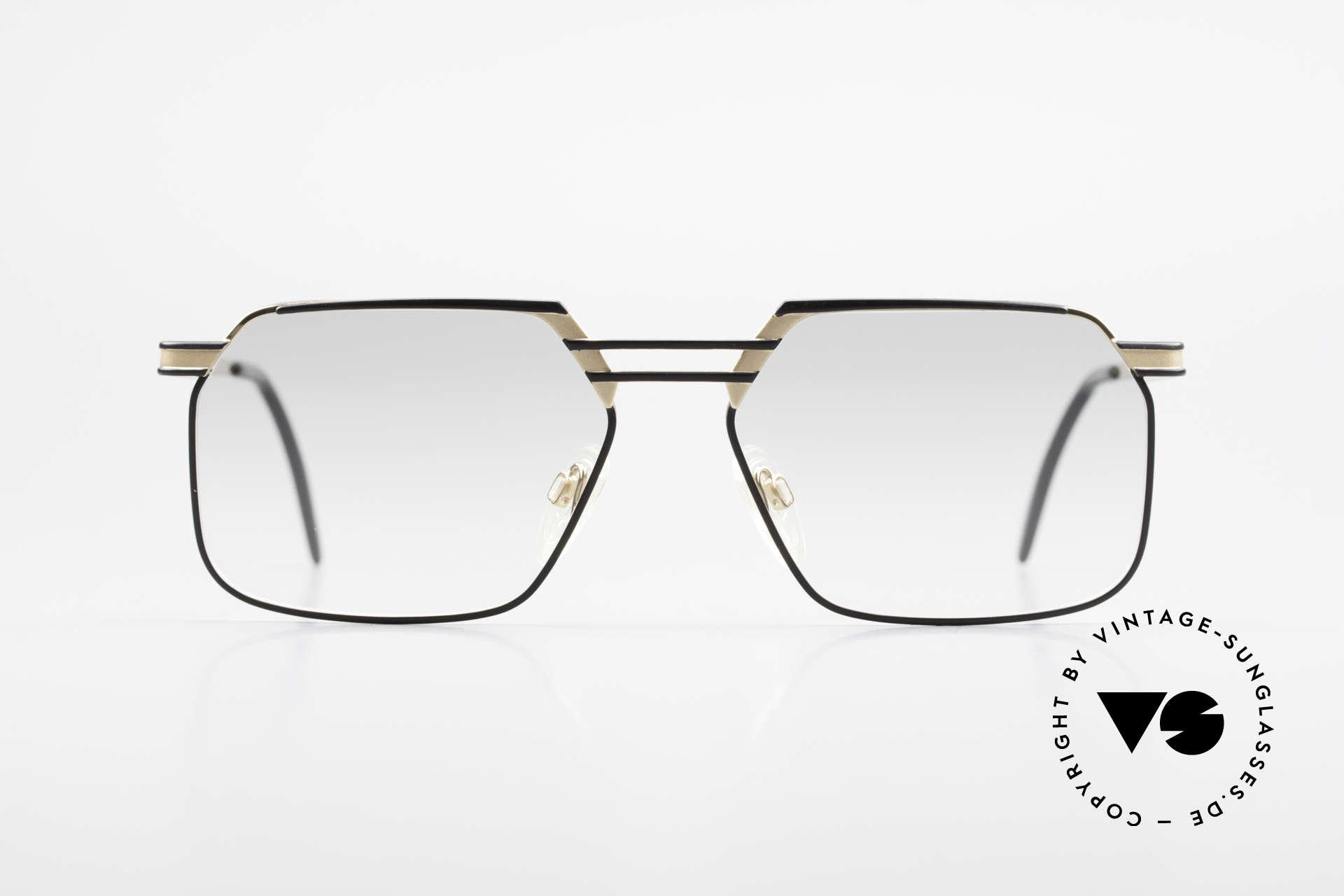 Cazal 760 Striking Vintage Men's Frame, outstanding craftsmanship, made in Germany, Made for Men