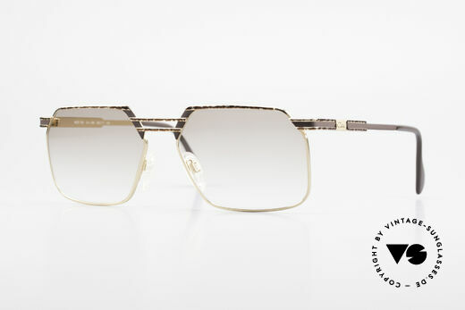 Cazal 760 90's Vintage Men's Sunglasses Details