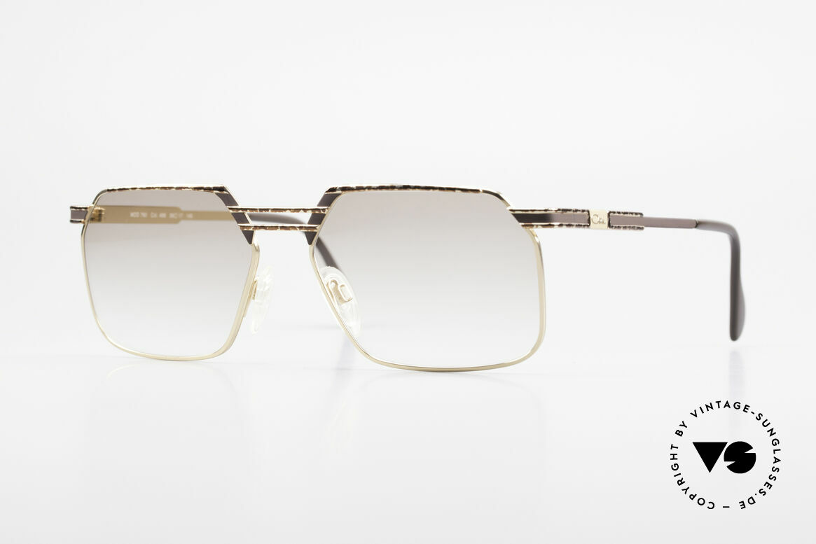 Cazal 760 90's Vintage Men's Sunglasses, expressive Cazal shades for men from 1993/94, Made for Men