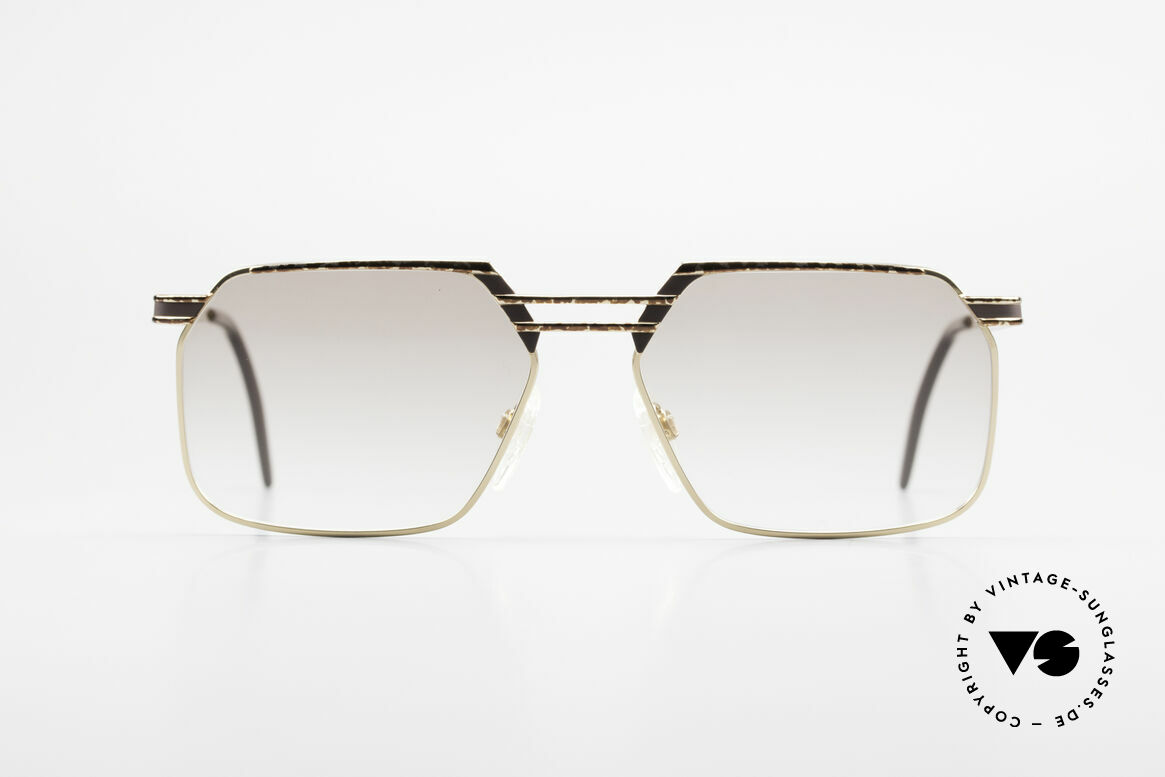 Cazal 760 90's Vintage Men's Sunglasses, outstanding craftsmanship, made in Germany, Made for Men