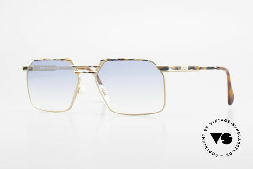 Cazal 760 True Vintage Men's Sunglasses Details