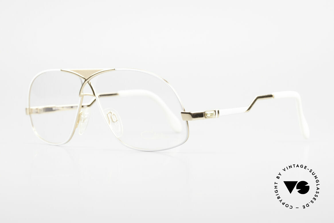 Cazal 737 80's Vintage Men's Eyeglasses, men's designer glasses from 1988 (W.Germany), Made for Men