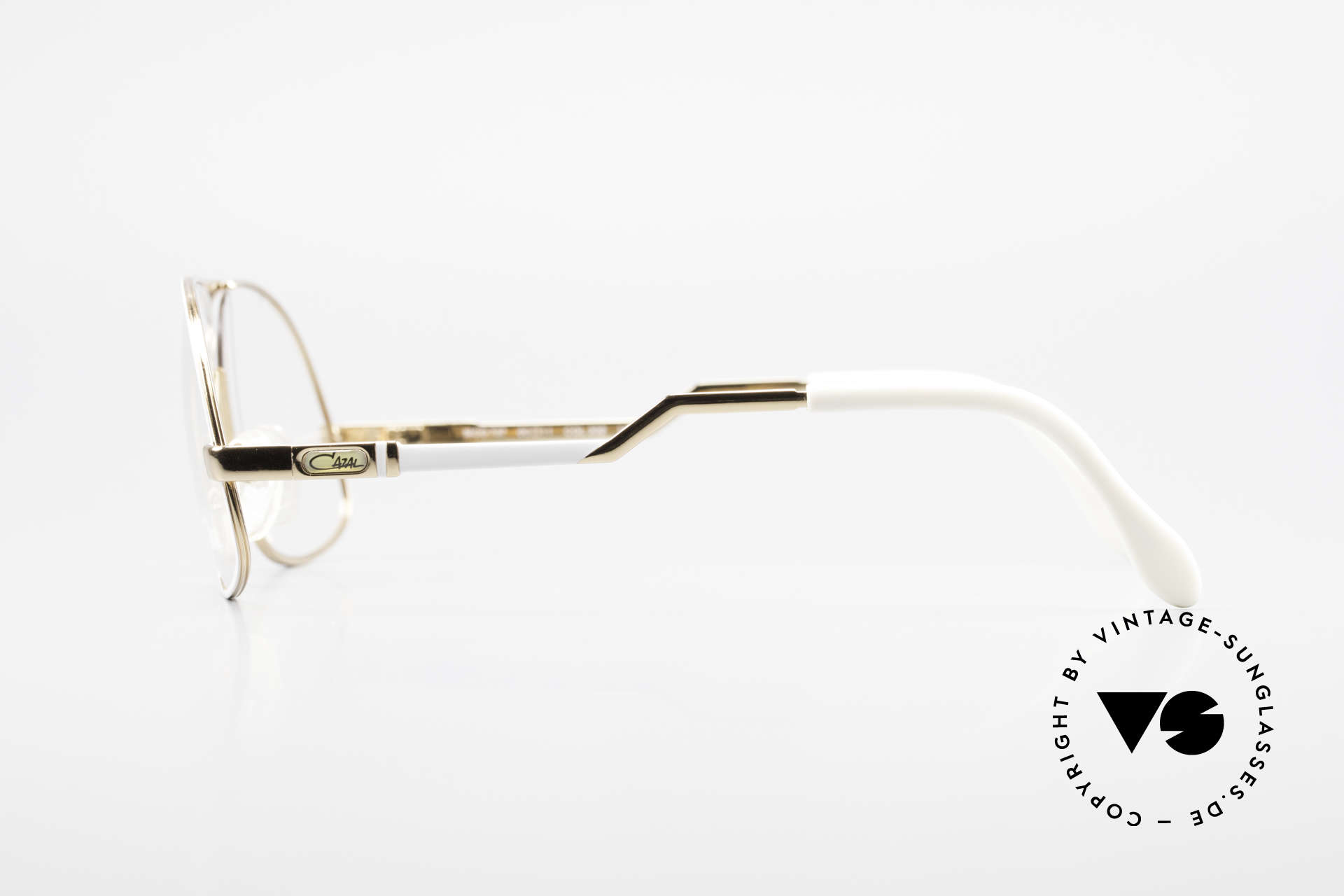 Cazal 737 80's Vintage Men's Eyeglasses, unworn (like all our rare vintage CAZAL eyewear), Made for Men
