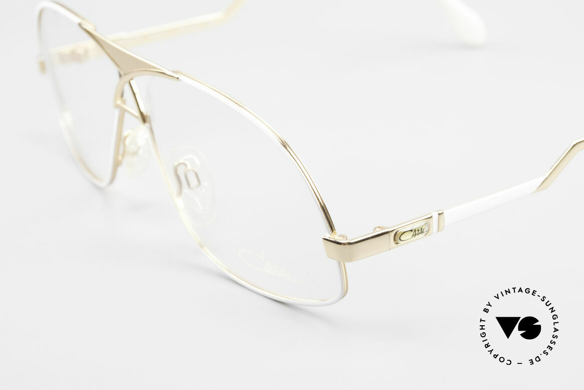 Cazal 737 80's Vintage Men's Eyeglasses, NO RETRO, but a precious old original; size 60-11, Made for Men