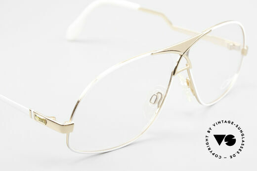 Cazal 737 80's Vintage Men's Eyeglasses, demo lenses can be replaced with prescriptions, Made for Men