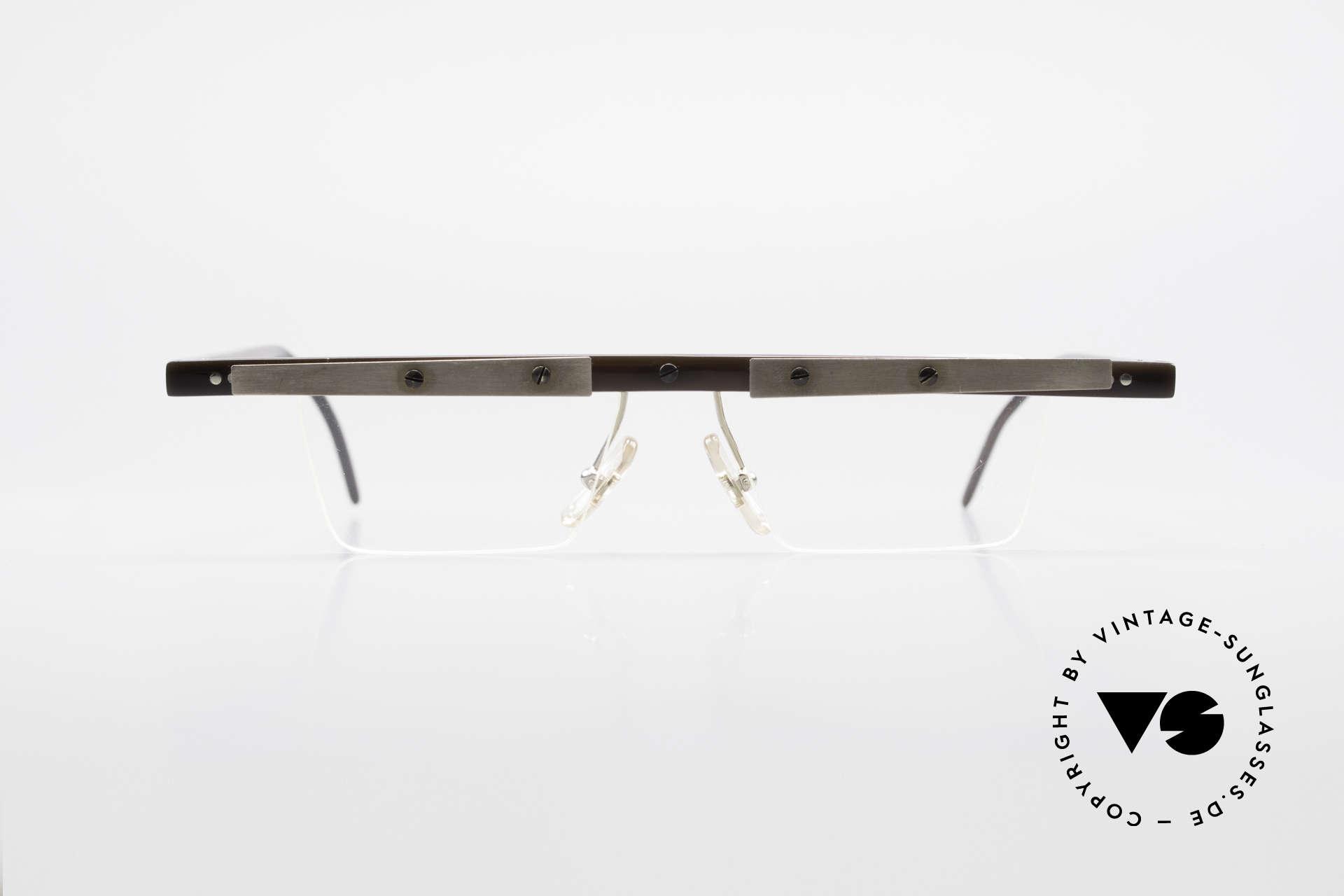 Theo Belgium Lambeta 7 Genuine Buffalo Horn Frame, founded in 1989 as 'anti mainstream' eyewear / glasses, Made for Men