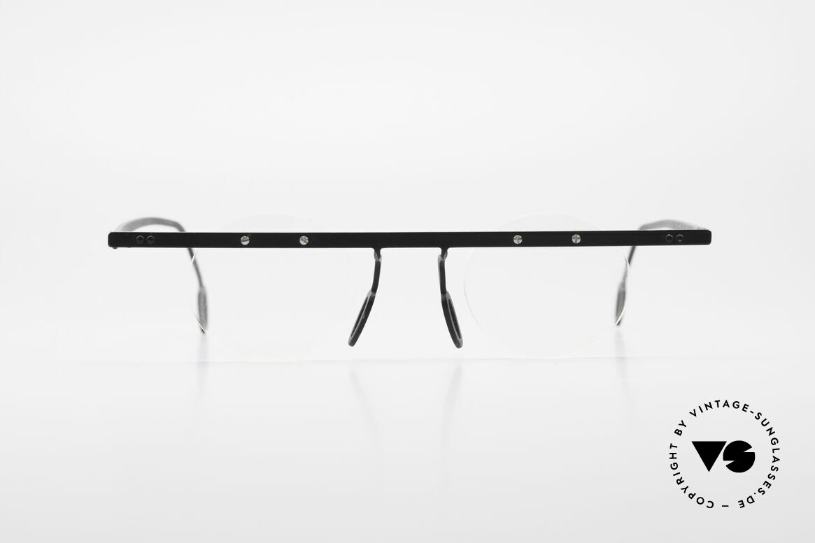 Theo Belgium Tita VII 11 Vintage Titanium Eyeglasses, founded in 1989 as 'anti mainstream' eyewear / glasses, Made for Men and Women