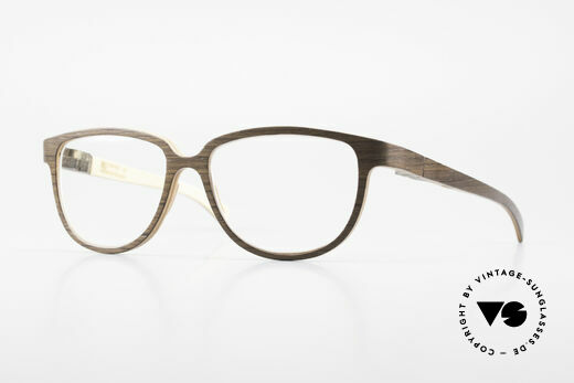 Rolf Spectacles Appia 05 Pure Wood Glasses Original Details