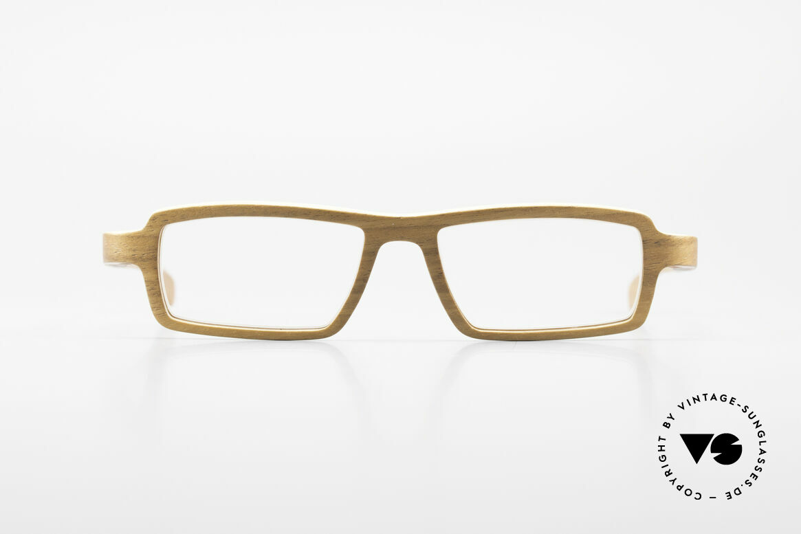 Rolf Spectacles Fulvia 03 Pure Wood Frame The Original, Rolf Spectacles eyeglasses, made from PURE WOOD, Made for Men
