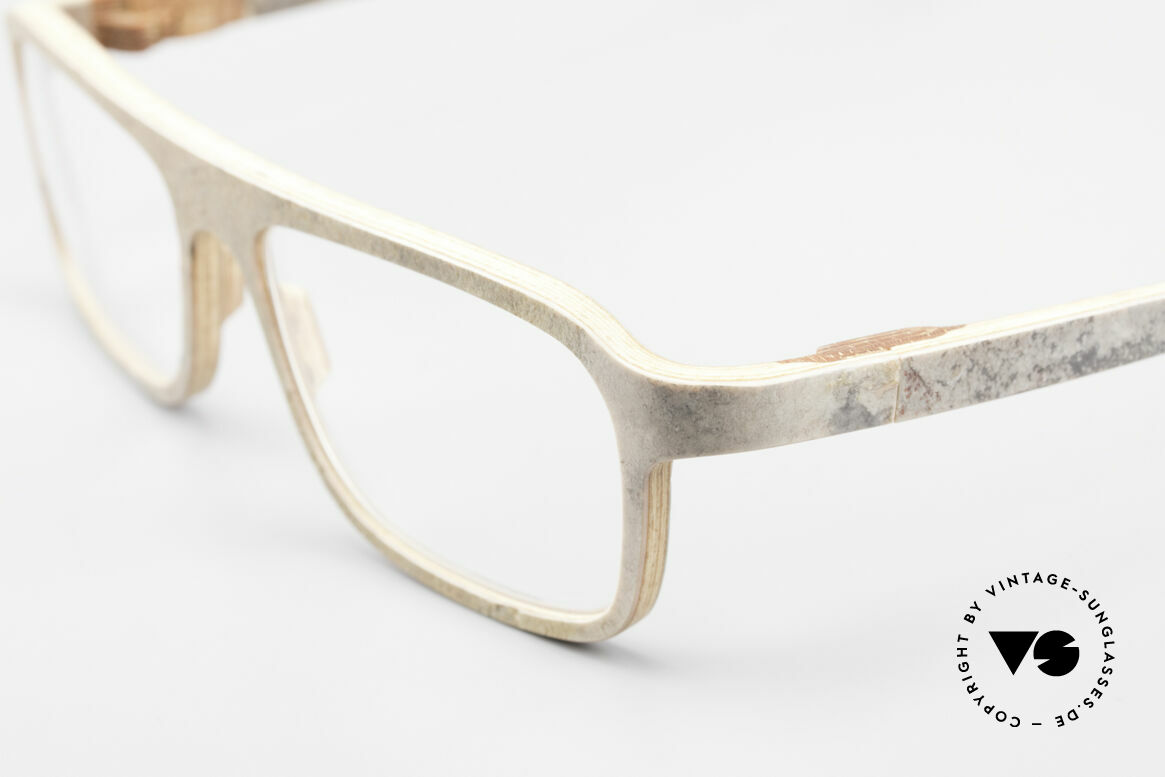 Rolf Spectacles Dino 41 Stone Eyewear & Wood Frame, you can find interesting details on the Rolf homepage, Made for Men