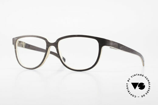 Rolf Spectacles Appia 06 Pure Wood Eyeglass-Frame Details