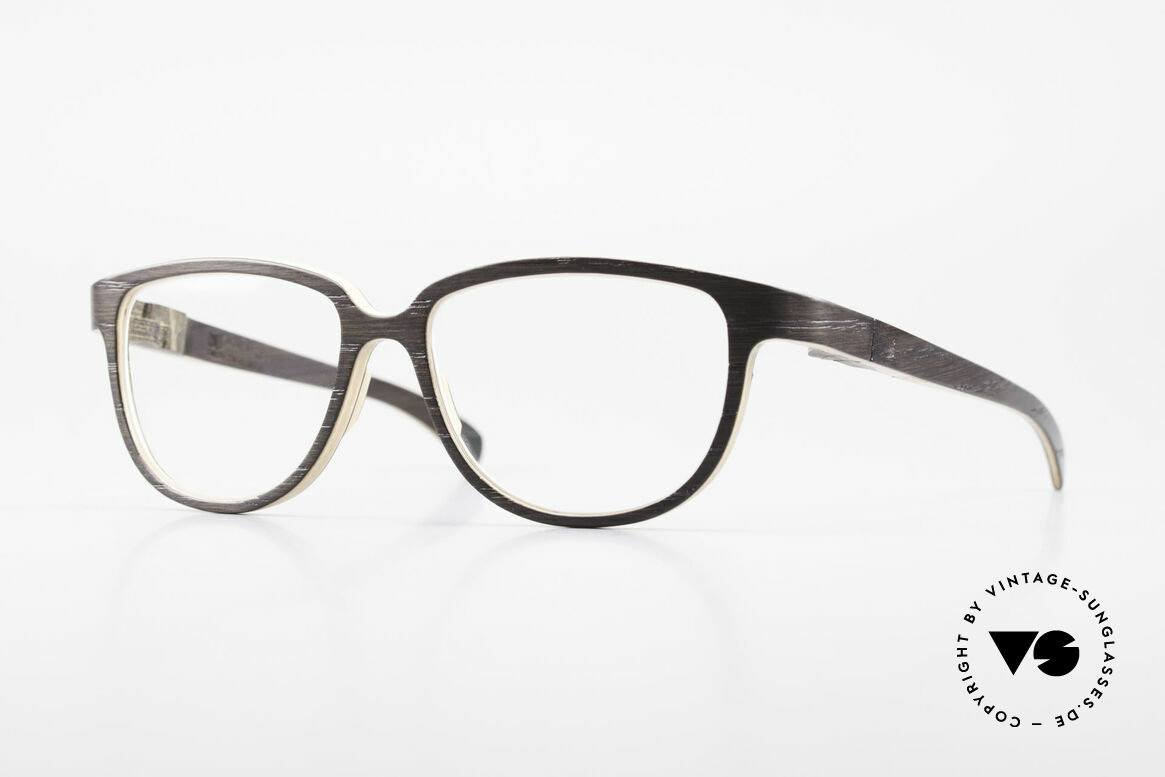 Rolf Spectacles Appia 06 Pure Wood Eyeglass-Frame