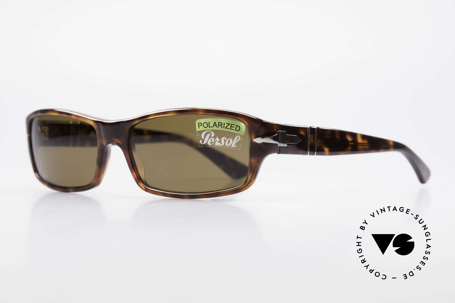 Persol 2786 Classic Sunglasses Polarized, polarized mineral lenses (100% UV protection), Made for Men and Women