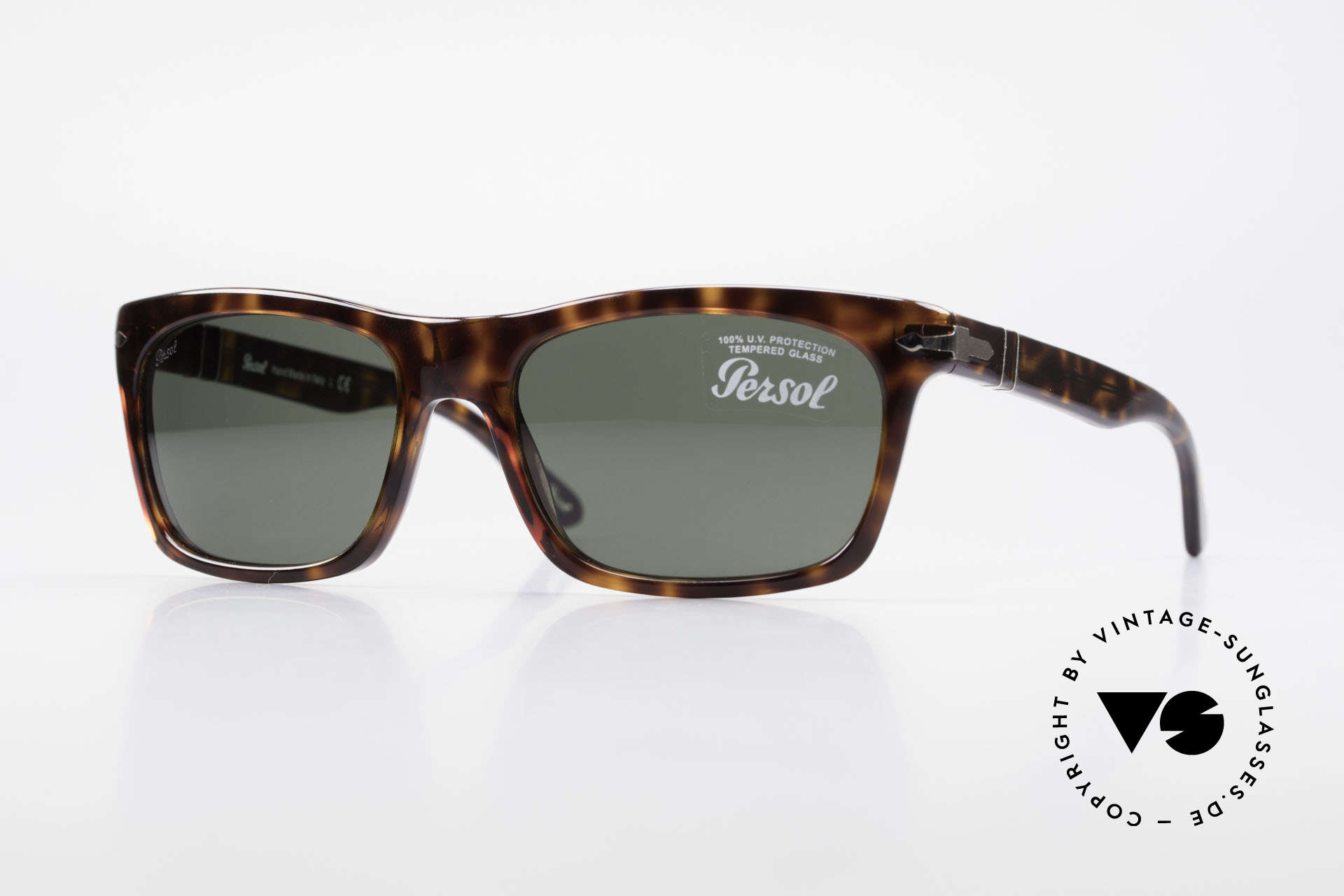 Persol 3062 Classic Unisex Sunglasses, model 3062: very elegant sunglasses by Persol, Made for Men and Women