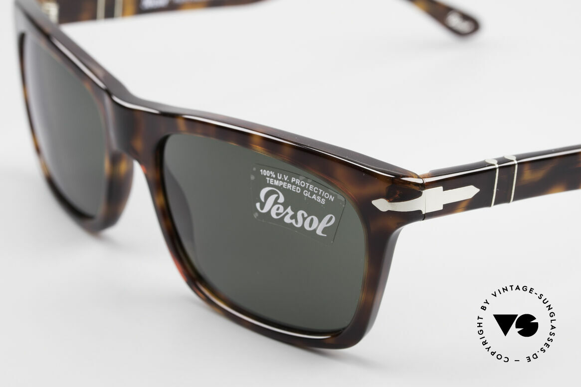 Persol 3062 Classic Unisex Sunglasses, unworn (like all our classic PERSOL sunglasses), Made for Men and Women