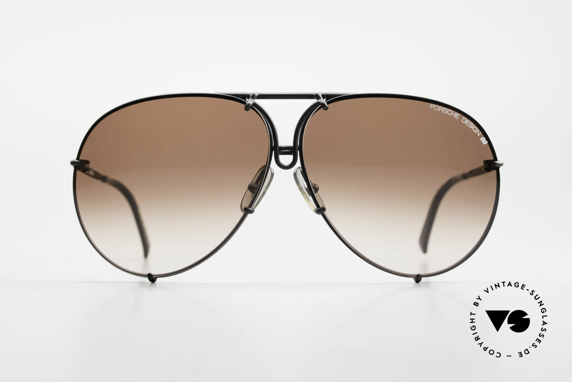 Porsche 5623 True 80's Aviator Sunglasses, one of the most wanted vintage models, worldwide!, Made for Men and Women