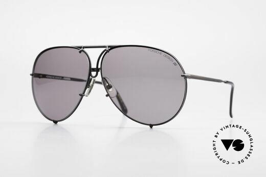 Porsche 5623 True 80's Aviator Sunglasses, NO RETRO SUNGLASSES, but a 30 years old unicum!, Made for Men and Women