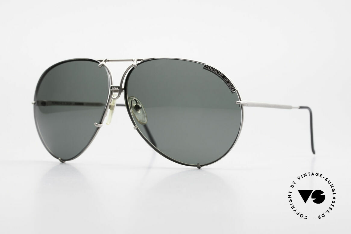 Porsche 5621 Limited Titan Edition 1980's, PORSCHE Design by Carrera TITANIUM Edition, Made for Men
