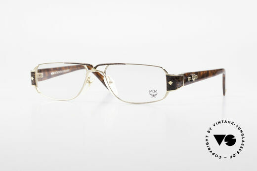 MCM München 7 80's Luxury Reading Glasses Details