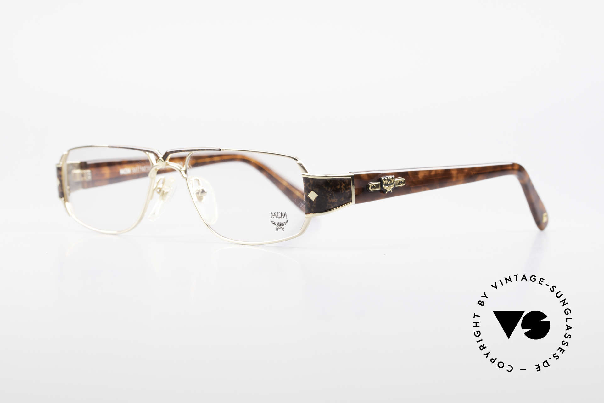 MCM München 7 80's Luxury Reading Glasses, distinctive Michael Cromer München (M-C-M), Made for Men and Women