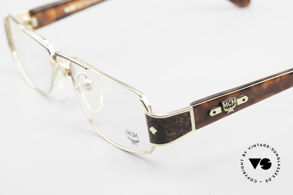 MCM München 7 80's Luxury Reading Glasses, never worn (like all our vintage MCM eyewear), Made for Men and Women