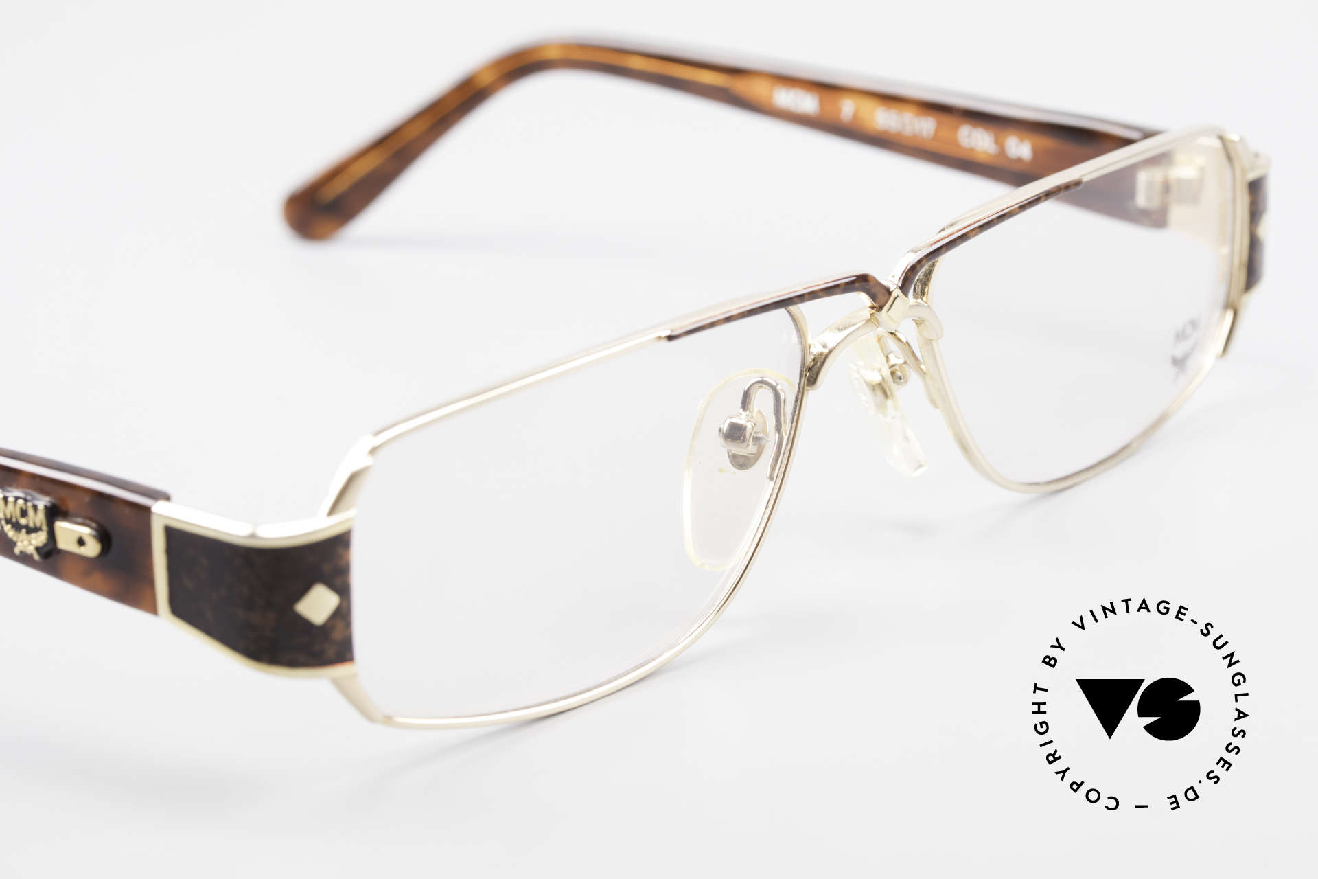 MCM München 7 80's Luxury Reading Glasses, NO retro glasses, but an old 1980's ORIGINAL!, Made for Men and Women