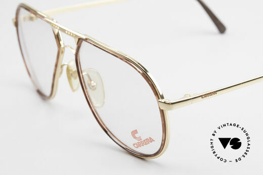 Carrera 5371 Rare Vintage 80's Eyeglasses