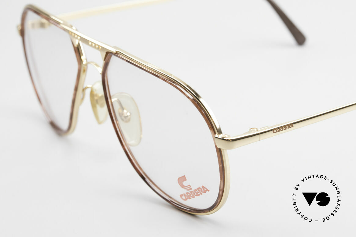 Carrera 5371 Rare Vintage 80's Eyeglasses, unworn (like all our vintage CARRERA eyewear), Made for Men