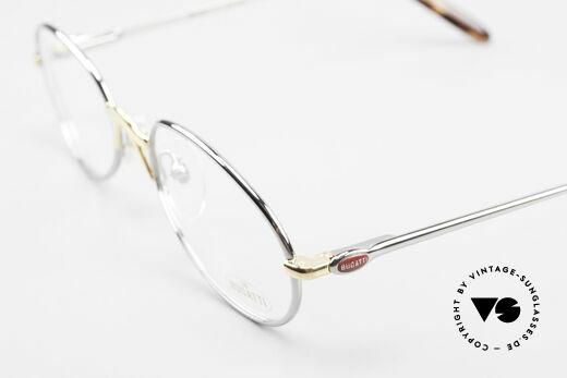 Bugatti 22126 Rare Oval 90's Vintage Glasses