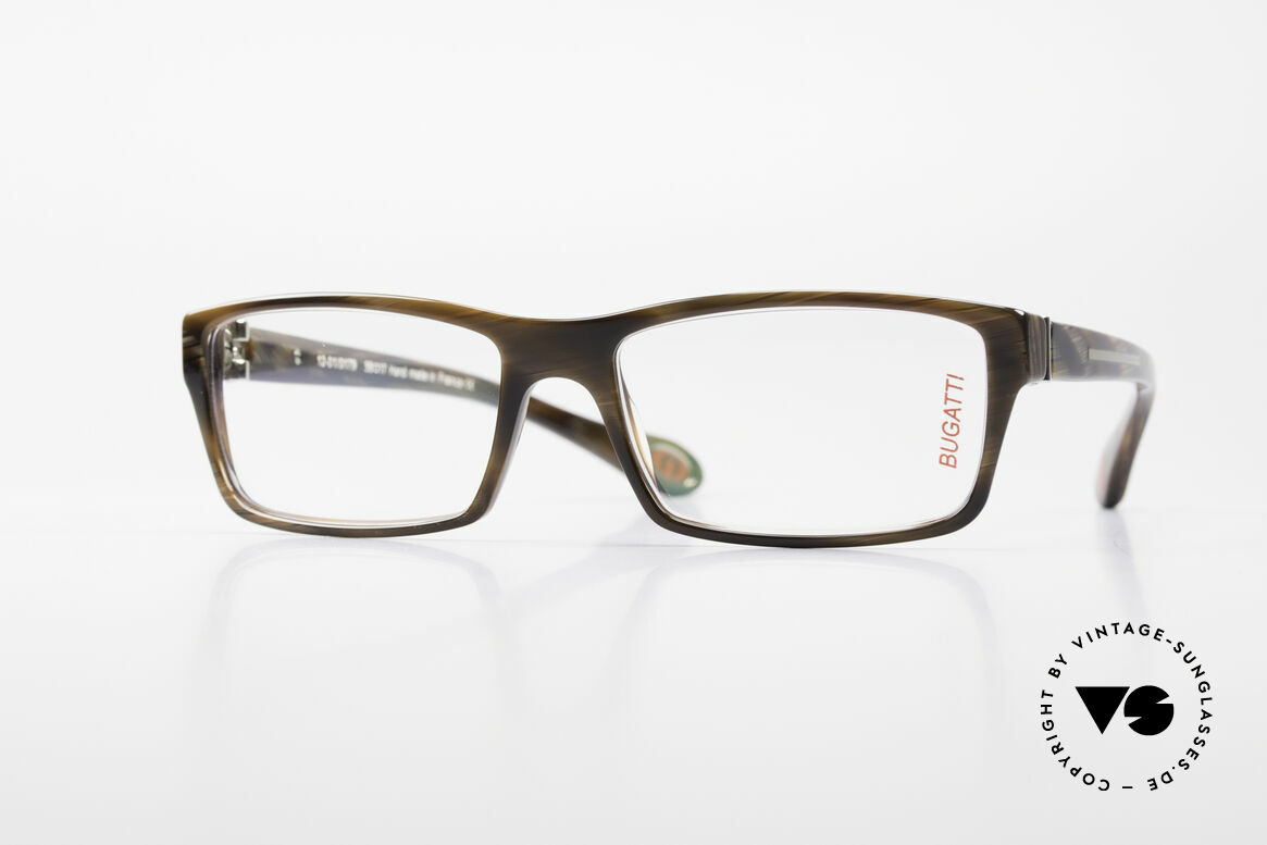 Bugatti 487 Striking Designer Glasses Men