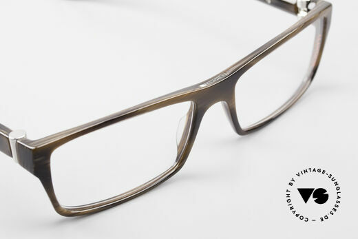 Bugatti 487 Striking Designer Glasses Men, the frame is made for optical lenses / sun lenses, Made for Men