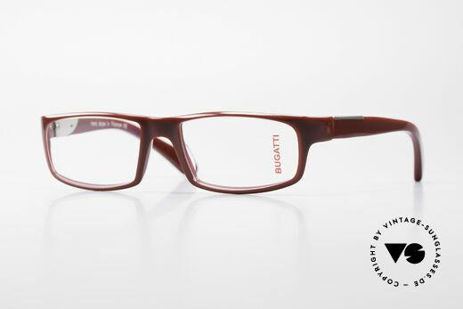 Bugatti 532 Striking Luxury Glasses Men Details
