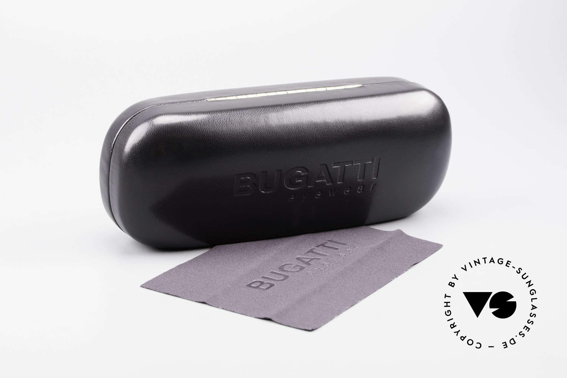 Bugatti 532 Striking Luxury Glasses Men, Size: medium, Made for Men