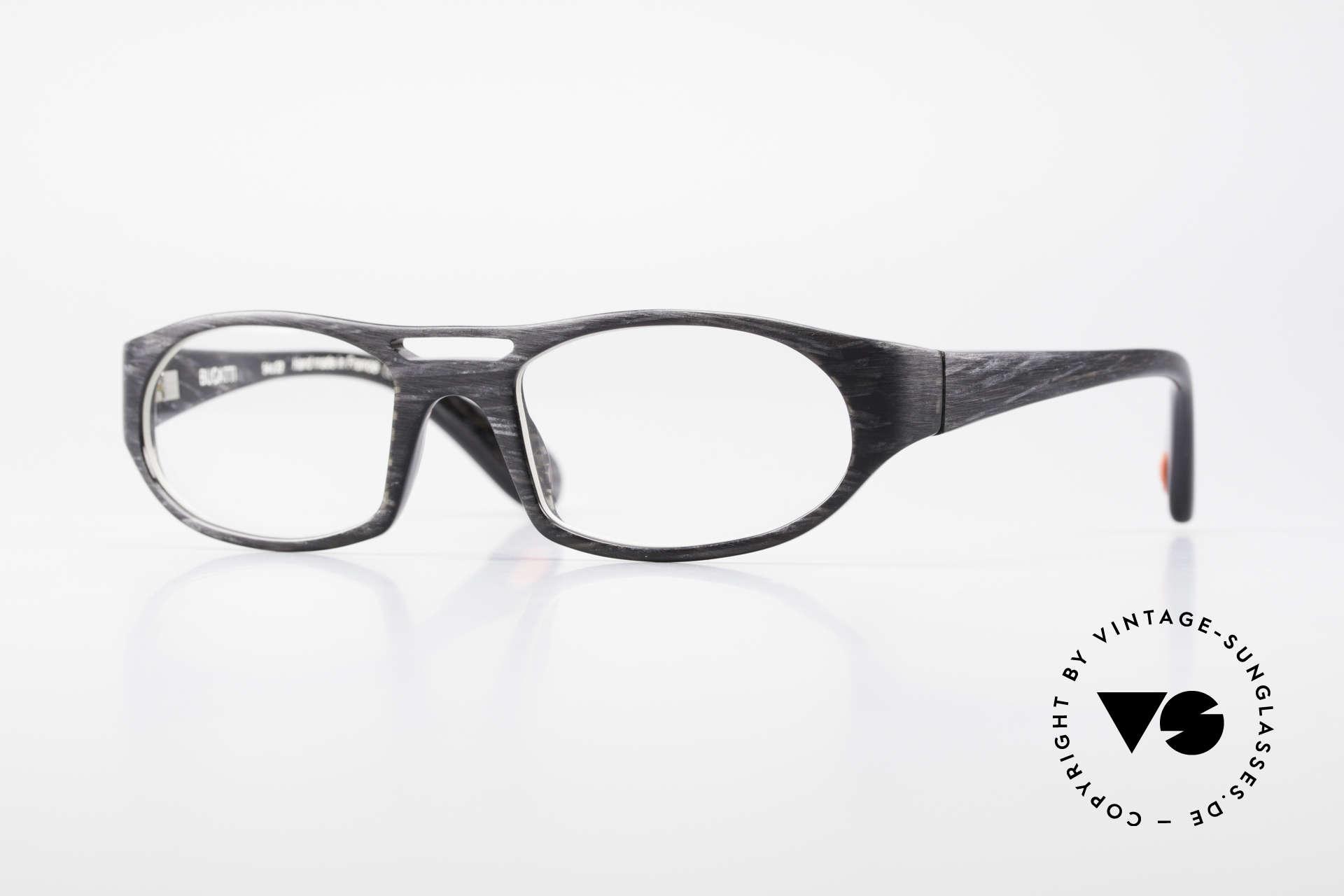 Bugatti 220 XLarge Designer Luxury Frame, striking high-tech eyeglass-frame by BUGATTI, Made for Men