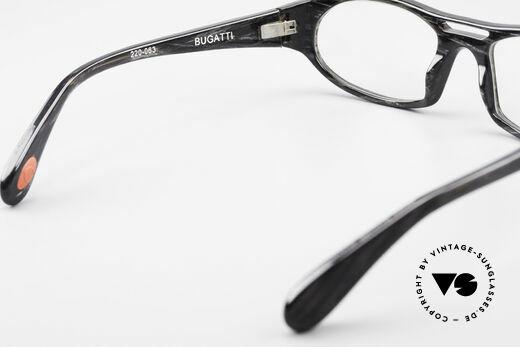 Bugatti 220 XLarge Designer Luxury Frame, the frame is made for optical lenses / sun lenses, Made for Men