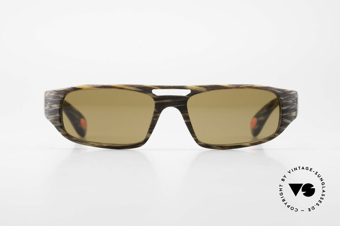 Bugatti 222 Luxury Designer Sunglasses, TOP-NOTCH quality of all frame components, Made for Men