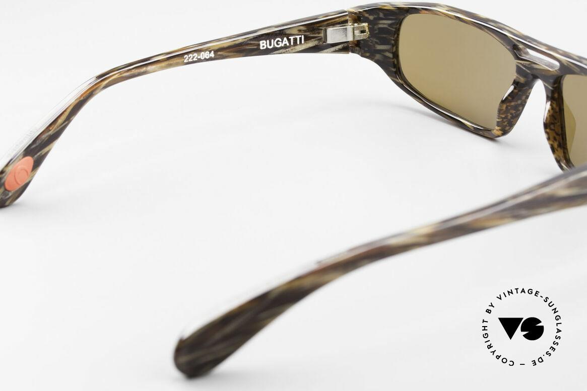 Bugatti 222 Luxury Designer Sunglasses