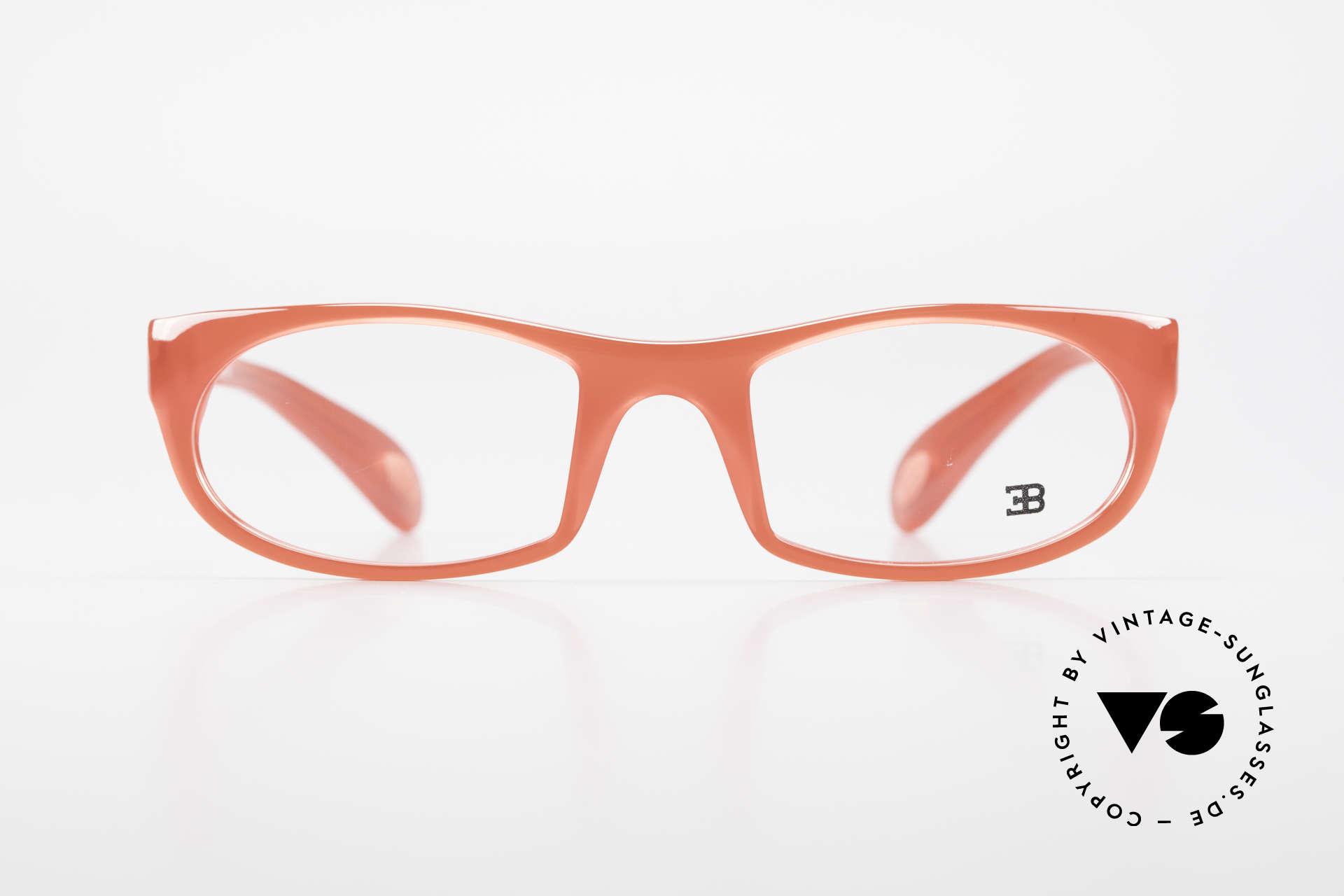Bugatti 326 Odotype Rare Designer Eyeglass-Frame, distinctive design of the ODOTYPE SERIES, Made for Men and Women