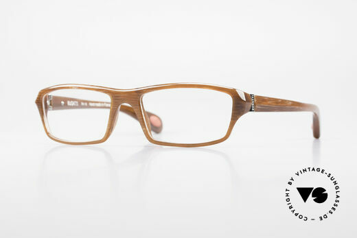 Bugatti 471 Classic Designer Glasses Men Details