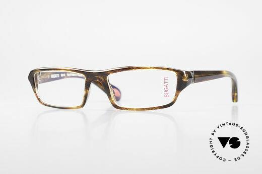 Bugatti 470 Rare Designer Eyeglasses Men Details