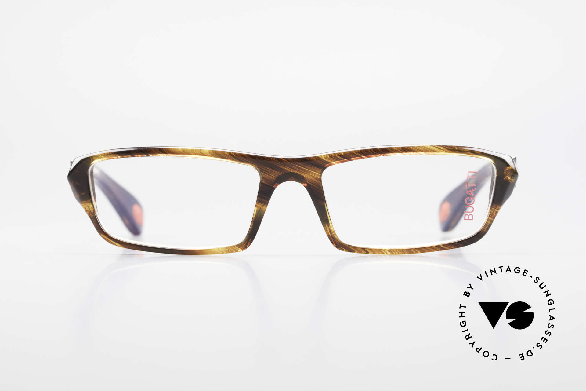 Bugatti 470 Rare Designer Eyeglasses Men, TOP-NOTCH quality of all frame components, Made for Men