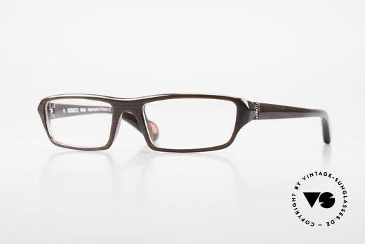 Bugatti 470 Limited Designer Eyeglasses Details