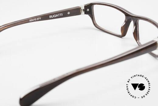 Bugatti 470 Limited Designer Eyeglasses, the frame is made for optical lenses / sun lenses, Made for Men