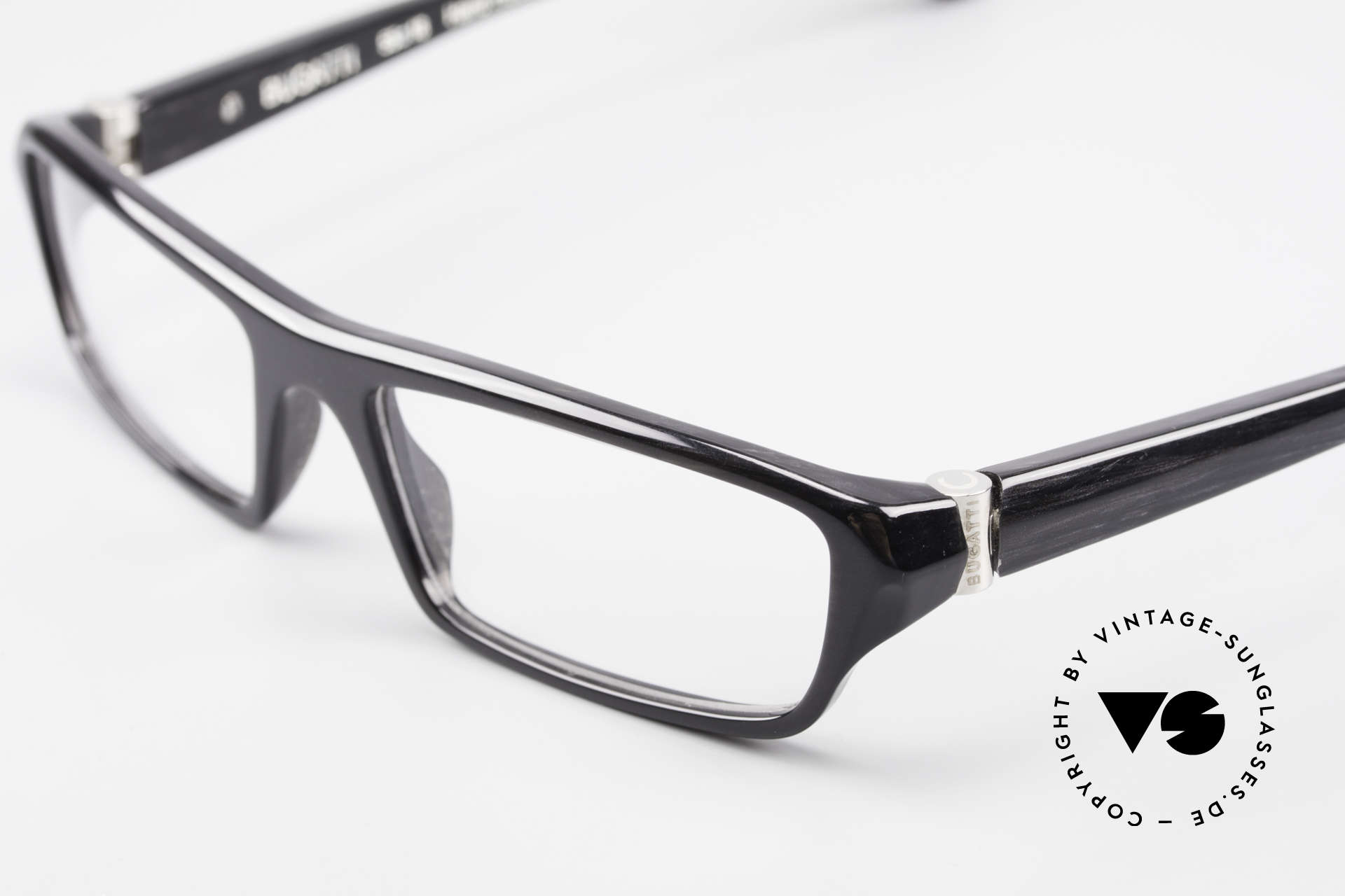 Bugatti 470 Limited Luxury Eyeglasses Men, true rarity (limited-lot production by Bugatti), Made for Men