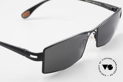 Bugatti 499 Rare Designer Sunglasses XL, expensive, non-reflecting sun lenses (100% UV), Made for Men